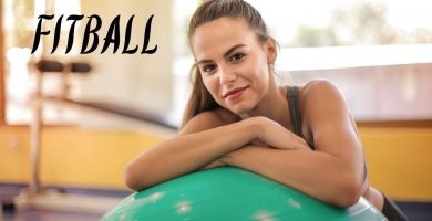 Ejercicios con fitball