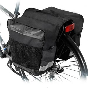 Alforjas bicicleta impermeable