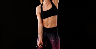 ropa fitness mujer